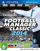 Football Manager Classic 2014 ps vita