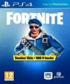 Fortnite ps4 ваучер