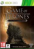 Game of Thrones A Telltale Games Series Xbox 360