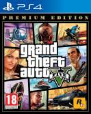 Grand Theft Auto 5 Premium Edition ps4