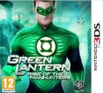 Green Lantern Rise of the Manhunters 3ds