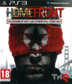 Homefront Exclusive Resistance Multiplayer Pack ps3