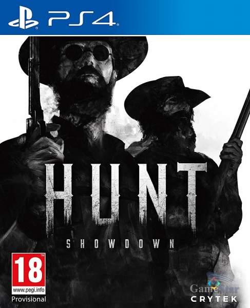 Hunt Showdown ps4
