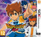 Inazuma Eleven Go Shadow 3ds