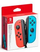 Joy-Con Nintendo Switch Left Right Neon Red Blue