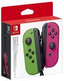 Joy-Con Nintendo Switch Left Right Neon Green Pink