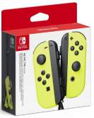 Joy-Con Nintendo Switch Left Right Neon Yellow