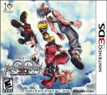 Kingdom Hearts 3D Dream Drop Distance 3ds (Американская версия)
