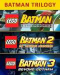 Lego Batman Trilogy ключ