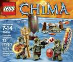 LEGO Chima Crocodile Tribe Pack 70231
