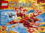 LEGO Chima Flinxs Ultimate Phoenix 70221