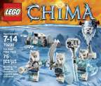 LEGO Chima Ice Bear Tribe Pack 70230
