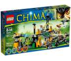 LEGO Chima Lavertus Outland Base 70134