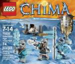 LEGO Chima Saber-tooth Tiger 70232