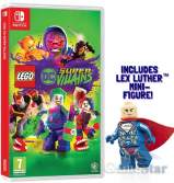 Lego DC Super Villains Mini Figure Edition Switch