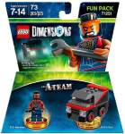 LEGO Dimensions A-Team Baracus Fun Pack