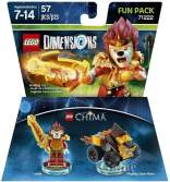 LEGO Dimensions Chima Laval Fun Pack