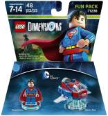 LEGO Dimensions DC Comics Superman Fun Pack