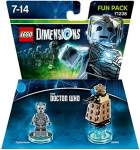 LEGO Dimensions Doctor Who Cyberman Fun Pack