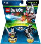 LEGO Dimensions LEGO Batman Movie Excalibur Batman Fun Pack