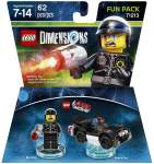 LEGO Dimensions LEGO Movie Bad Cop Fun Pack