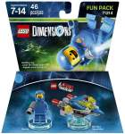 LEGO Dimensions LEGO Movie Benny Fun Pack