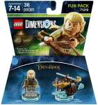 LEGO Dimensions Lord Of The Rings Legolas Fun Pack