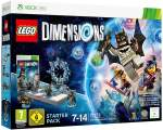 LEGO Dimensions Starter Pack Стартовый Набор Xbox 360
