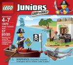 LEGO Juniors Pirate Treasure Hunt 10679