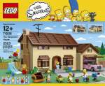 LEGO Simpsons Exclusive The Simpsons House 71006