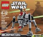 LEGO Star Wars Micro Homing Spider Droid 75077