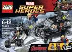 LEGO Super Heros Duel with Hydra 76030