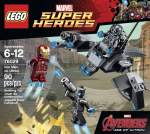 LEGO Super Heros Iron Man Ultron 76029