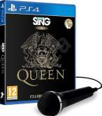 Lets Sing Queen with Microphone ps4