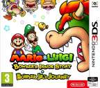 Mario and Luigi Bowsers Inside Story Journey 3ds