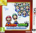 Mario and Luigi Dream Team 3ds