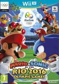 Mario and Sonic at the Rio 2016 Olympic Games Wii U