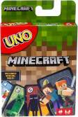 Minecraft Card Game UNO