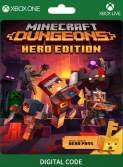 Minecraft Dungeons Hero Edition Xbox One ключ