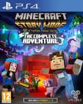 Minecraft Story Mode The Complete Adventure ps4