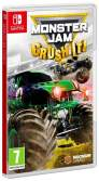 Monster Jam Crush It Switch