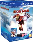 Move Motion Controller Marvels Iron Man Bundle ps4 VR