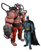 Набор фигурок Batman Arkham Asylum Batman Vs Bane