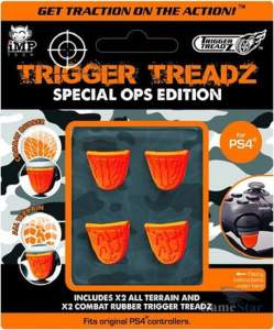 Насадки Trigger Treadz Special Ops 4 Pack ps4