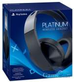 Наушники Platinum Wireless Headset ps4