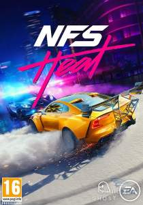 Need for Speed Heat ключ