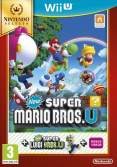 New Super Mario Bros U and New Super Luigi Wii U