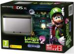 Nintendo 3DS XL Silver Luigis Mansion 2