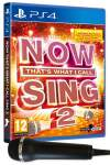 Now Thats What I Call Sing 2 Micrphone Pack ps4