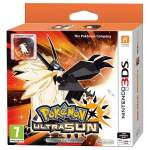 Pokemon Ultra Sun Fan Edition Steelbook 3ds